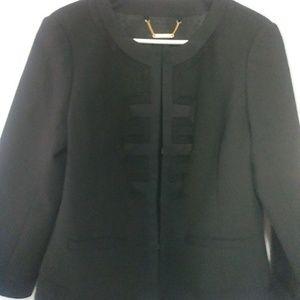 Trina Turk black blazer